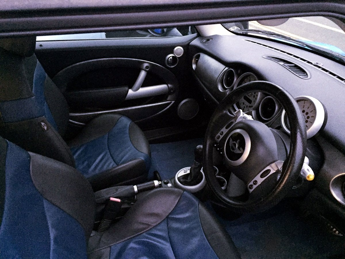 2005 MINI COOPER S RE32 SUPERCHARGED AUTOMATIC 3 DOOR HATCHBACK For Sale (picture 6 of 9)