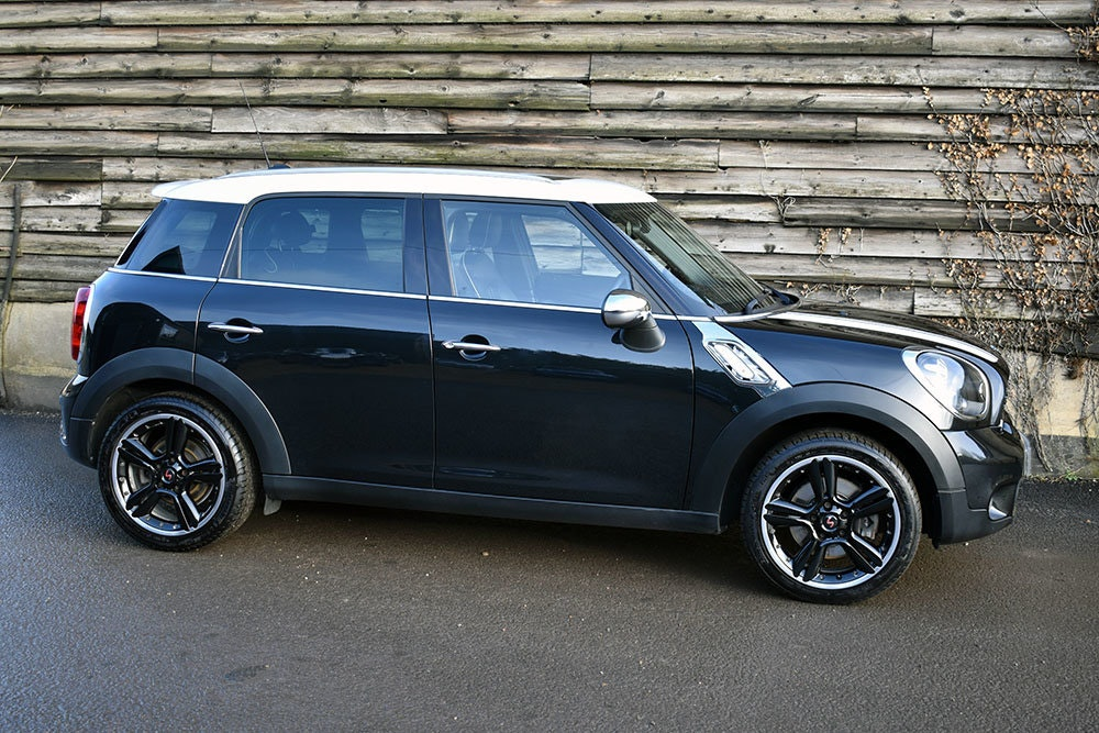 2013 MINI Countryman 1.6 Cooper S Auto All4 Chili + RAC Approved For Sale (picture 3 of 12)