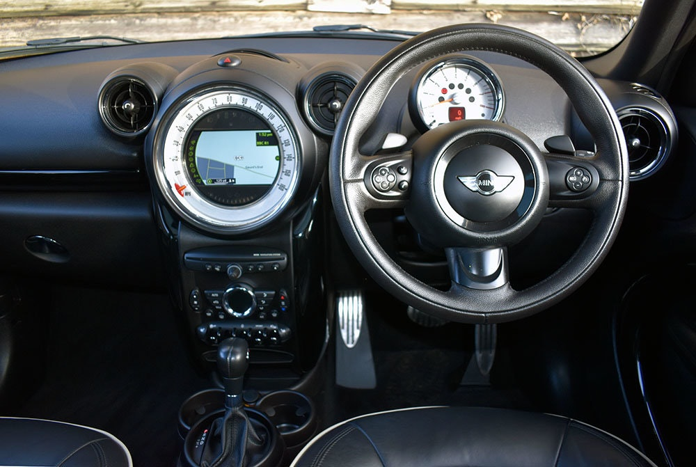 2013 MINI Countryman 1.6 Cooper S Auto All4 Chili + RAC Approved For Sale (picture 6 of 12)