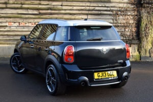 2013 MINI Countryman 1.6 Cooper S Auto All4 Chili + RAC Approved For Sale (picture 8 of 12)