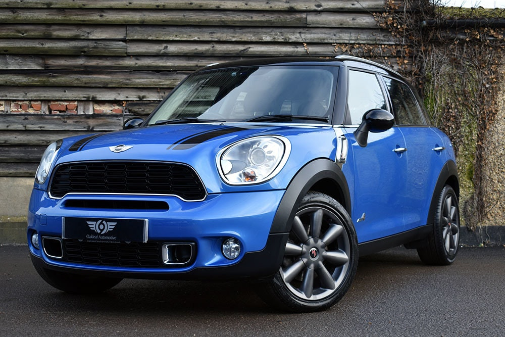 2012 MINI Countryman 1.6 Cooper S All4 Chili + RAC Approved For Sale (picture 2 of 12)