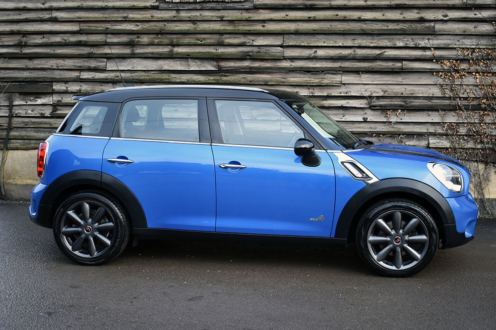 2012 MINI Countryman 1.6 Cooper S All4 Chili + RAC Approved For Sale (picture 3 of 12)