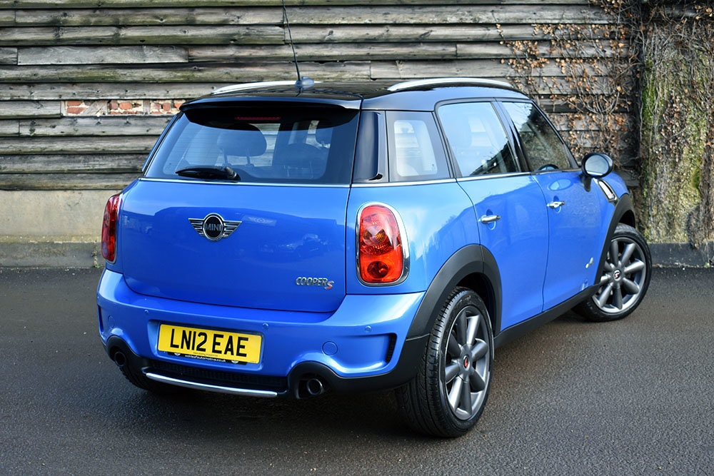 2012 MINI Countryman 1.6 Cooper S All4 Chili + RAC Approved For Sale (picture 4 of 12)