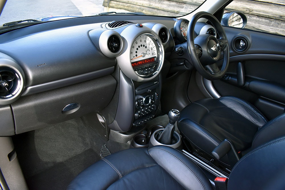 2012 MINI Countryman 1.6 Cooper S All4 Chili + RAC Approved For Sale (picture 7 of 12)