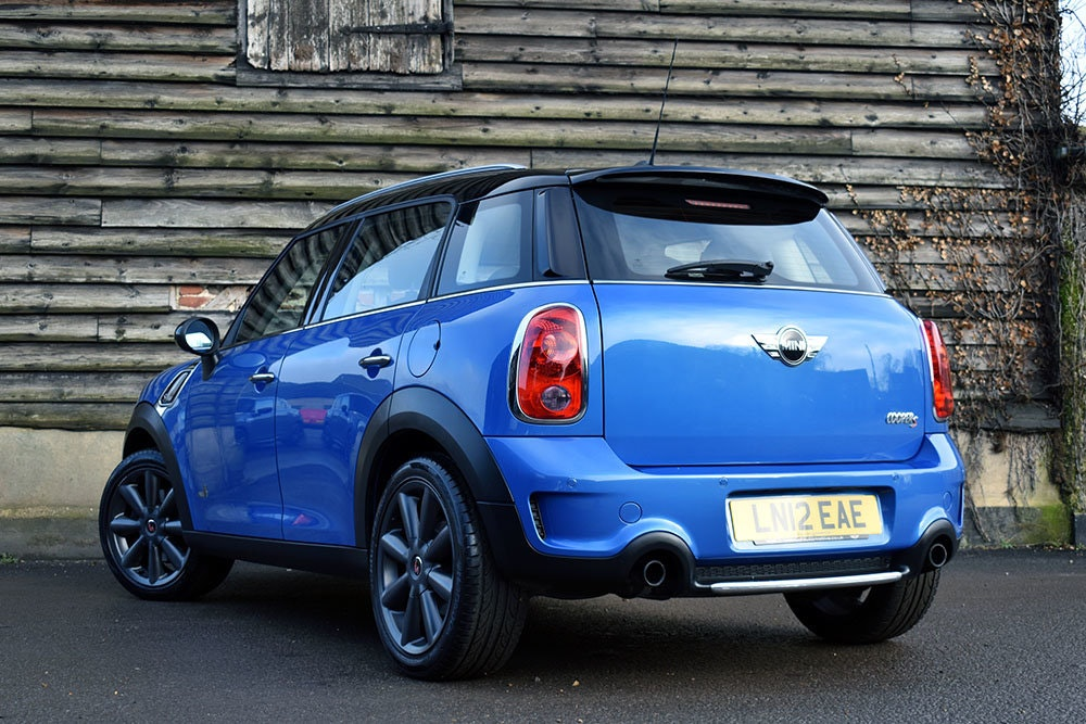2012 MINI Countryman 1.6 Cooper S All4 Chili + RAC Approved For Sale (picture 10 of 12)