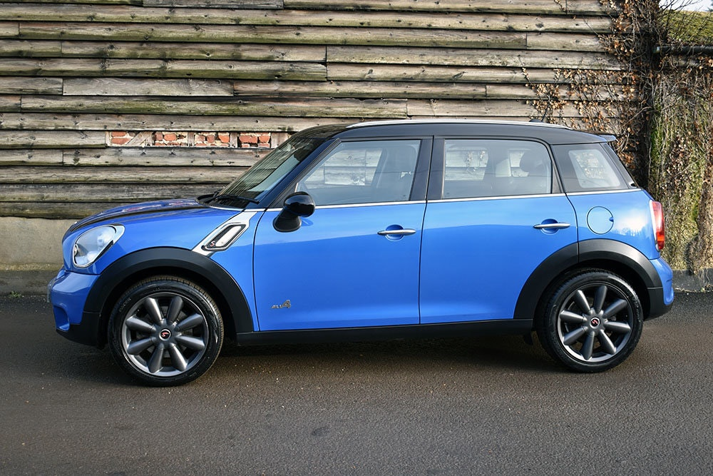 2012 MINI Countryman 1.6 Cooper S All4 Chili + RAC Approved For Sale (picture 11 of 12)