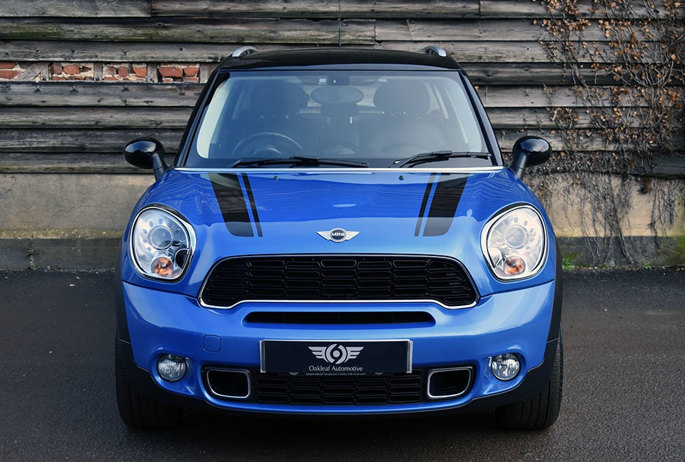 2012 MINI Countryman 1.6 Cooper S All4 Chili + RAC Approved For Sale (picture 12 of 12)