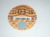 Picture of 2019 Road Tax Disc. SOLD
