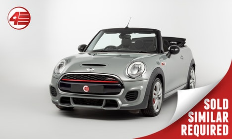 Picture of 2017 Mini John Cooper Works Convertible (F56) /// 16k Miles For Sale
