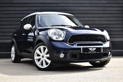 Picture of 2013 MINI Countryman 1.6 Cooper S Auto All4 Chili +RAC Approved For Sale