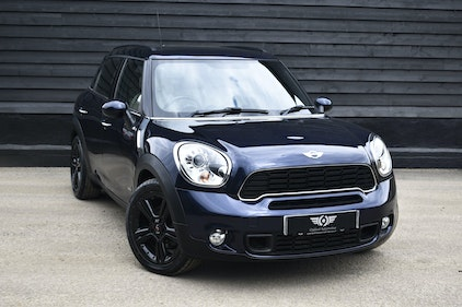 Picture of 2012 MINI Countryman 2.0 Cooper SD All4 Chili + RAC Approved For Sale