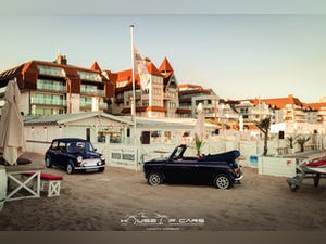 """1992 Rover mini cooper 1.3 spi """" laam - one off cabriol For Sale (picture 1 of 6)"""