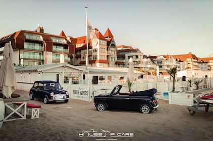 """Picture of 1992 Rover mini cooper 1.3 spi """" laam - one off cabriol For Sale"""