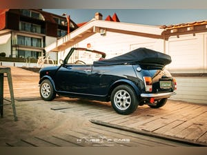 """1992 Rover mini cooper 1.3 spi """" laam - one off cabriol For Sale (picture 3 of 6)"""