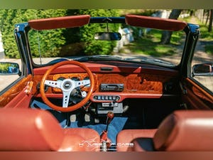 """1992 Rover mini cooper 1.3 spi """" laam - one off cabriol For Sale (picture 4 of 6)"""
