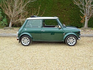 2000 Mini Cooper Sport – Late Car/Top Specification/Low  /Miles For Sale (picture 2 of 11)