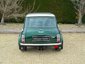 2000 Mini Cooper Sport – Late Car/Top Specification/Low  /Miles For Sale (picture 4 of 11)