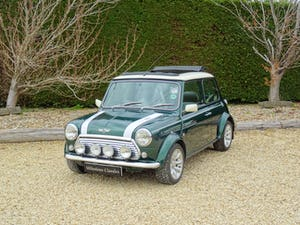 2000 Mini Cooper Sport – Late Car/Top Specification/Low  /Miles For Sale (picture 6 of 11)