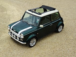 2000 Mini Cooper Sport – Late Car/Top Specification/Low  /Miles For Sale (picture 1 of 11)