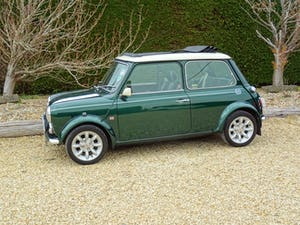 2000 Mini Cooper Sport – Late Car/Top Specification/Low  /Miles For Sale (picture 9 of 11)