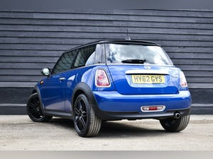 2012 MINI 1.6 Cooper Chili Auto £4k of Extras+RAC Approved For Sale (picture 7 of 12)