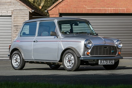 Picture of 1984 'Mini 25' Limited Edition - Just 8,731 miles from new For Sale by Auction
