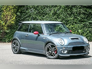 2006 (56) MINI GP JCW 3 DOOR R53 SUPERCHARGED -2000 made For Sale (picture 1 of 4)
