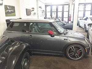 2006 (56) MINI GP JCW 3 DOOR R53 SUPERCHARGED -2000 made For Sale (picture 2 of 4)