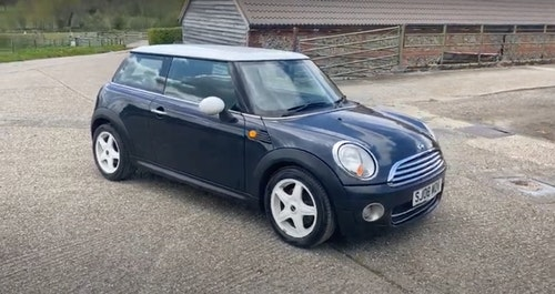 Picture of 2008 Beautiful Mini Cooper D - Performance With Economy For Sale