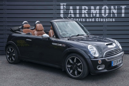 Picture of 2008 Mini Convertible Cooper S Sidewalk - 50k miles For Sale