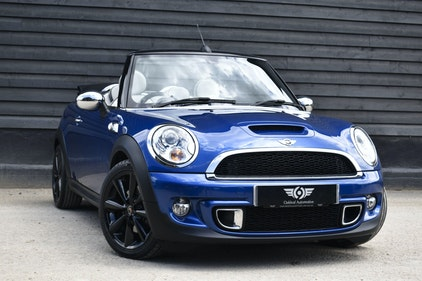 Picture of 2012 MINI 1.6 Cooper S Chili Convertible+Great Spec+RAC Approved For Sale