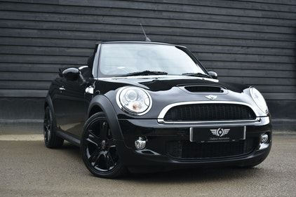 Picture of 2010 MINI 1.6 Cooper S Chili Convertible Bluetooth+ RAC Approved For Sale