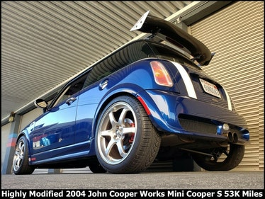 Picture of 2004 JCW Mini Cooper S John Cooper Works 6 Speed many mods For Sale
