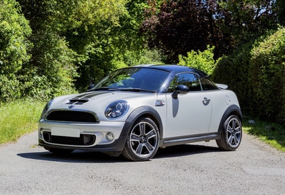 Picture of 2011 Mini coupe s works turbocharged cooper sport For Sale