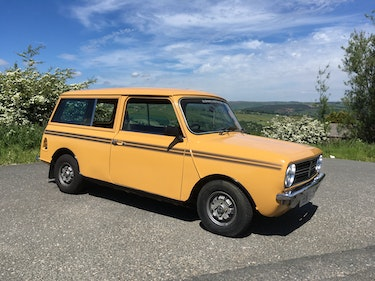 Picture of 1980 Mini Clubman Estate *Tax Exempt* For Sale