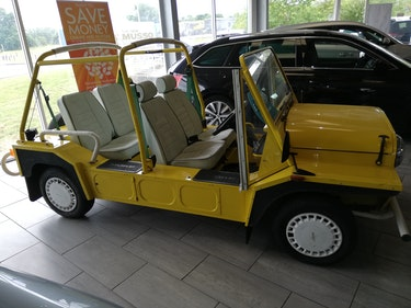 Picture of 1992 Museum stored mini moke For Sale