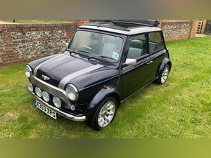 Stunning 2000 Mini Cooper Sportspack with 15,000 miles For Sale (picture 1 of 12)