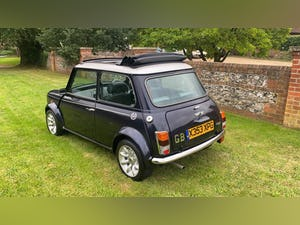 Stunning 2000 Mini Cooper Sportspack with 15,000 miles For Sale (picture 6 of 12)