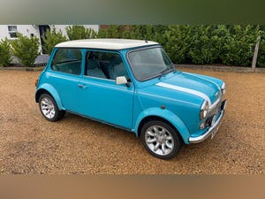2000 Stunning Mini Cooper Sportspack in Surf Blue For Sale (picture 2 of 10)