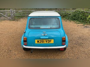 2000 Stunning Mini Cooper Sportspack in Surf Blue For Sale (picture 6 of 10)