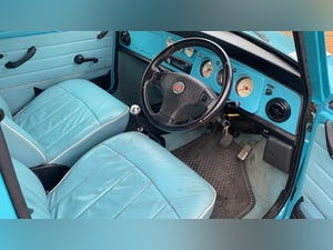 2000 Stunning Mini Cooper Sportspack in Surf Blue For Sale (picture 7 of 10)