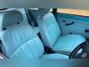 2000 Stunning Mini Cooper Sportspack in Surf Blue For Sale (picture 8 of 10)