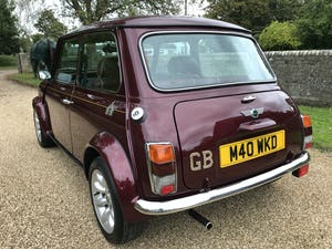 1999 Rover Mini 40th Anniversary (Lovely Low Mileage Car) For Sale (picture 3 of 12)