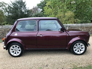 1999 Rover Mini 40th Anniversary (Lovely Low Mileage Car) For Sale (picture 4 of 12)