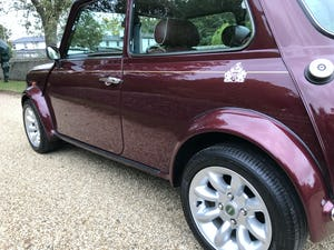 1999 Rover Mini 40th Anniversary (Lovely Low Mileage Car) For Sale (picture 5 of 12)