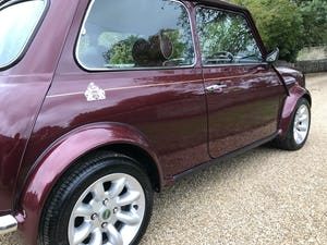1999 Rover Mini 40th Anniversary (Lovely Low Mileage Car) For Sale (picture 6 of 12)