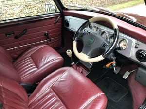 1999 Rover Mini 40th Anniversary (Lovely Low Mileage Car) For Sale (picture 12 of 12)