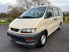 MITSUBISHI DELICA 2.4 SPACEGEAR LONG & HIGH ROOF WHEELCHAIR