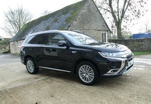 Picture of 2109 MITSUBISHI OUTLANDER PHEV For Sale