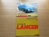 Sales Brochure for COLT LANCER